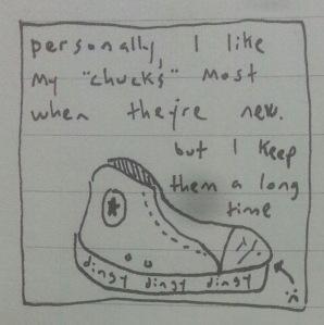 chucks 5