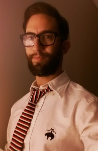 Sort of a bold tie, right? +1 Flair!