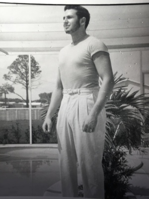 11. Thinking about people you've lost makes you think about other people you've lost.  Uncle Bill: Circa 1960.