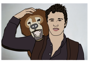 James Franco: Inspiring styley guys of all species.