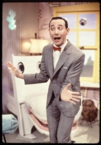 Pee Wee Herman, himself