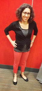 redpantsnsweater