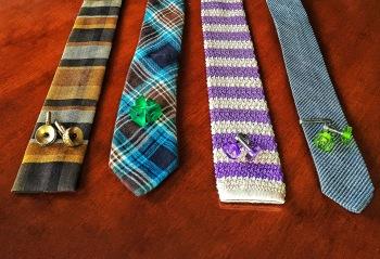 4 ties