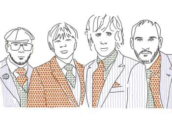 So as not to leave anyone out, including all 4 natty members of OK Go.